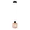 lampara de cobre elegante