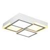 plafon cuadrado blanco 40 w